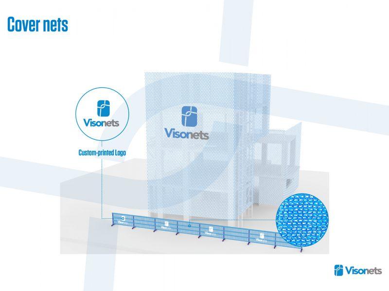 Protective net – Cover net system VISORNETS