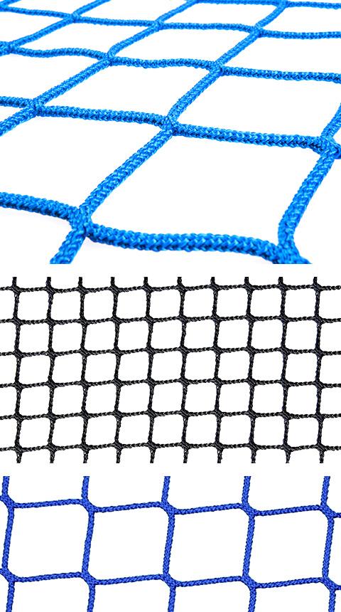 Visornets-Sicherheitsnetze-Polypropylen